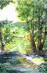 La Doller rivière alsacienne